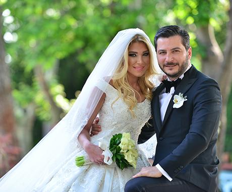 Rüya Bir Düğün İle Ömür Boyu Mutluluğa Adım Attılar