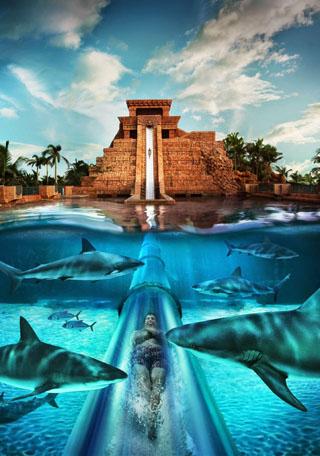 Su sporları cenneti…