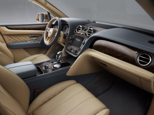 Bentley Bentayga SUV (7)