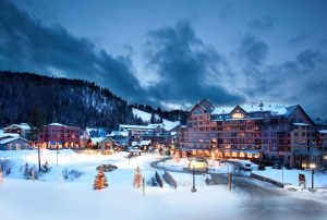 Zephyr Mountain Lodge at Winter Park. Credit: Winter Park Resort