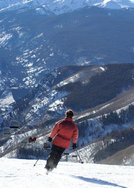 Vail kayak merkezi