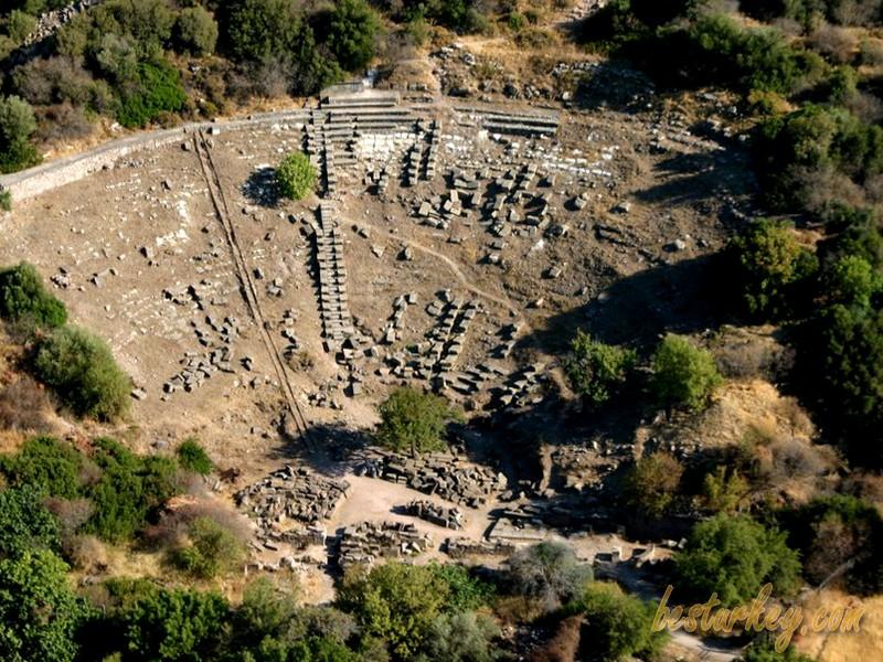 Çeşme-Erythrai-Antik-Kenti