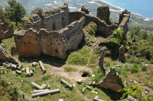 syedra antik kent