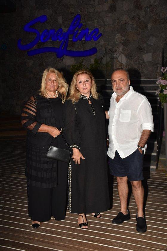 Dilara Ekşioğlu-Serpil-Haldun Orakçıoğlu