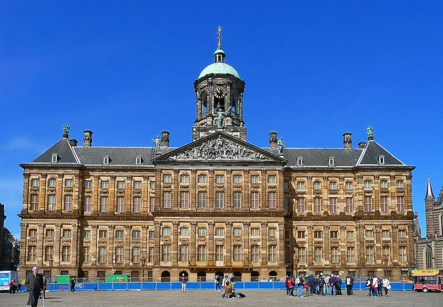 amsterdam-kraliyet-sarayı