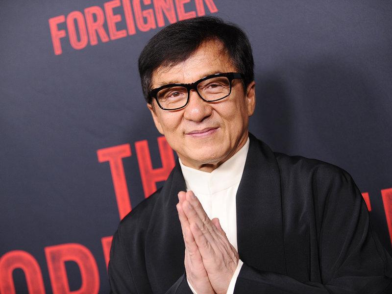 Jackie Chan koronavirüs