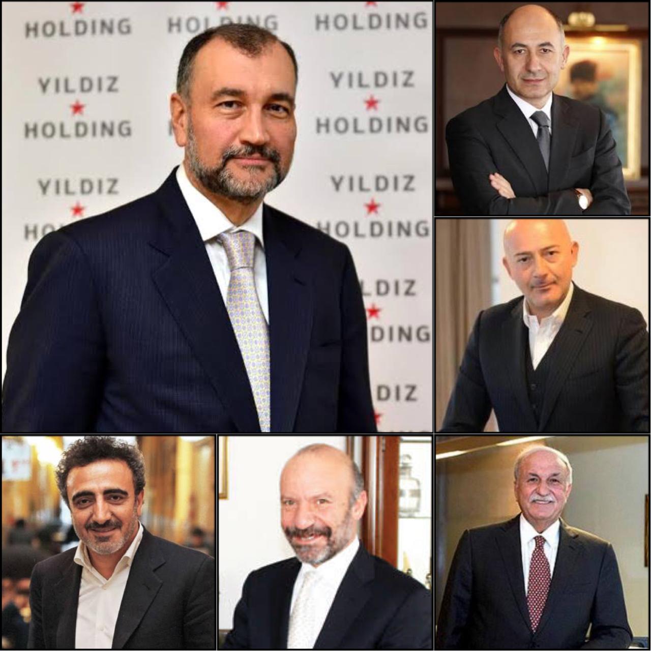 Türkiyenin en zenginleri